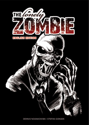 the lonely zombie english edition