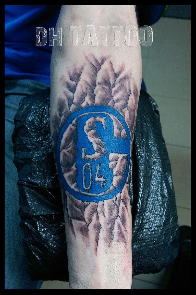 Handwerk - Wappen - Stadion - Fussball - Tattoos - Tattoo - Motive ... - Fussball Tattoos